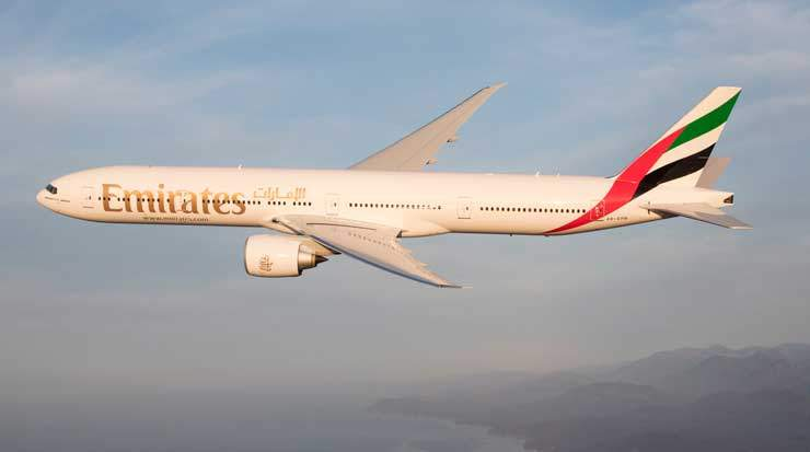 The new service will be operated by an Emirates Boeing B777-300ER in a three class cabin configuration