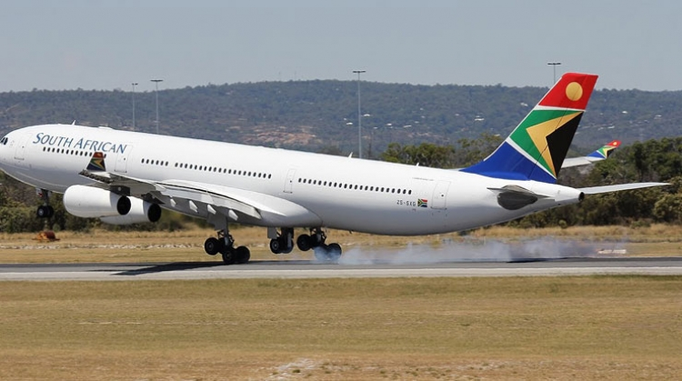 South African Airways took delivery of five new A330-300 aircraft in 2017