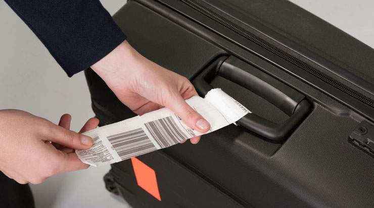 Luggage delivery service DBUZ is powered by international air services provider dnata