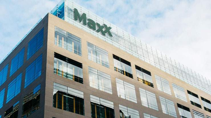 The new hotel's brand motto is MAXXimize your stay