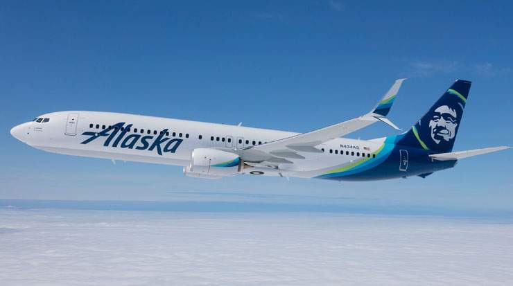 Alaska Air Group reported traffic and capacity increases for February