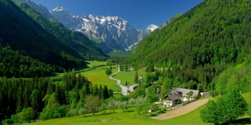 The Julian Alps
