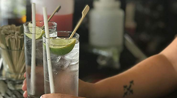 Marriott International is phasing out plastic straws in favour of alternative straws when requested