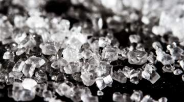 The museum showcases diamond mining processes and products