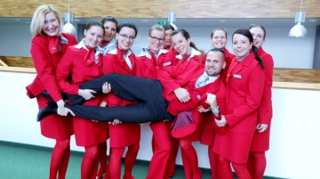 Milestone Year for Austrian Airlines