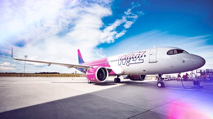 Wizz Air Announced Larnaca – Bergen Route