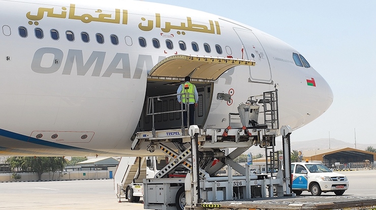 Oman Air SATS Launched new CMS system