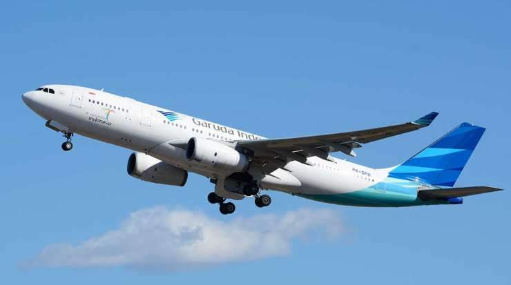 SAUDIA first began codesharing with Garuda Indonesia in 2017