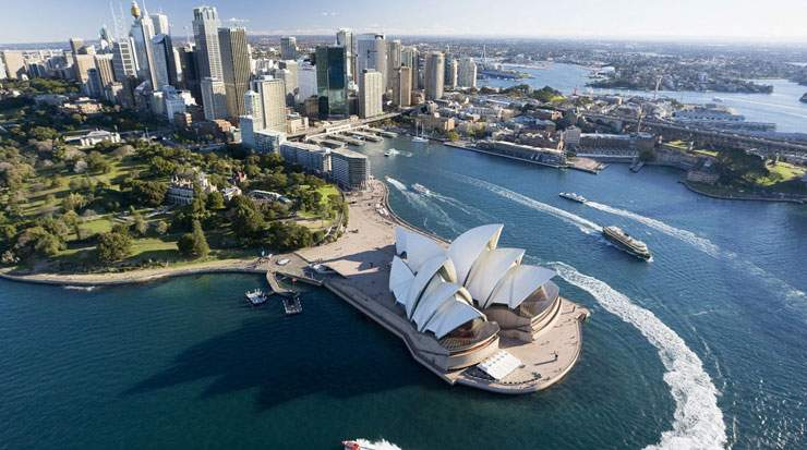 Sydney Opera House is among the world's most recognisable buildings and is a UNESCO World Heritage Site