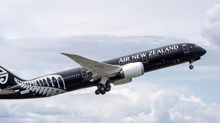 Air New Zealand's codeshare service will be offered on around 100 flights across the US for connections to Auckland via Chicago