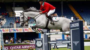Stena Line Dublin Horse Show is one of Ireland's most anticipated events and a highlight of the summer social calendar
