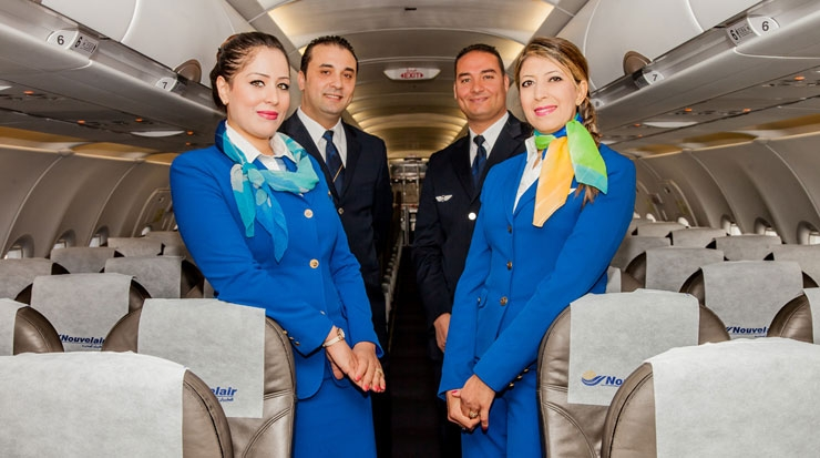 Nouvelair's crew will be servicing new European routes this summer