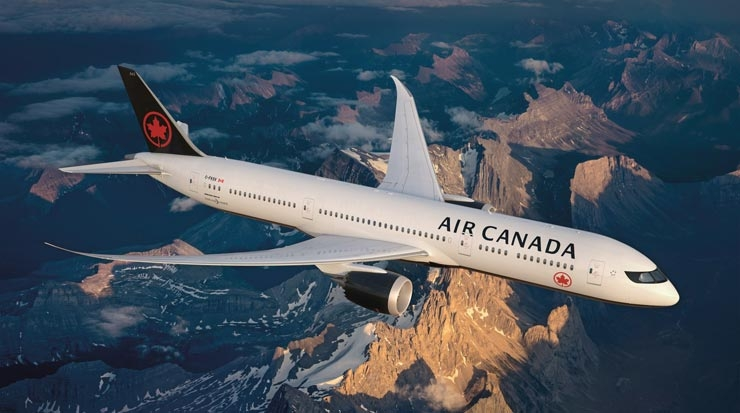 Air Canada Celebrates 150 Years of Canada
