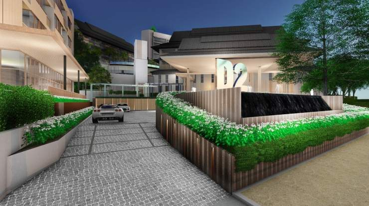 The hotel will be the second Dusit property in the popular resort area of Krabi