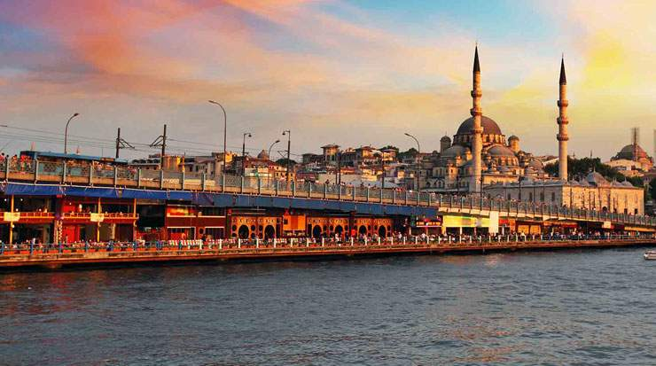 In 2017, 35,000 tourists booked Turkey accommodation via HalalBooking.com