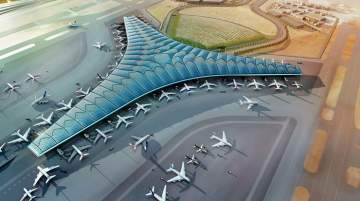 Kuwait International Airport witnessed the strongest airport growth across the region
