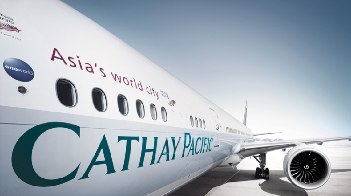 Qatar Airways acquires 9.61% stake in Cathay Pacific