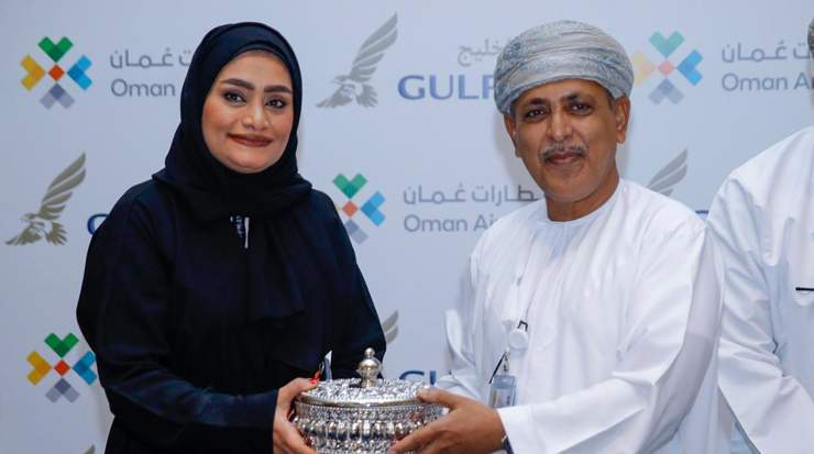 Gulf Air inaugurated Salalah route
