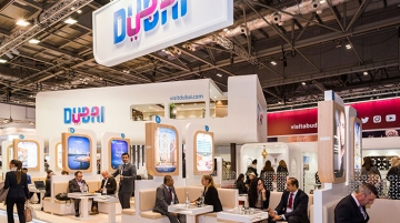 Visit Dubai at WTM London 2016