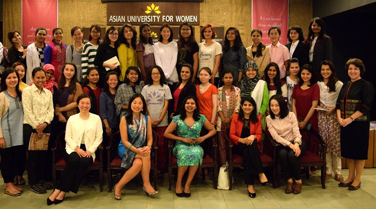 Marriott Women in Leadership Initiative