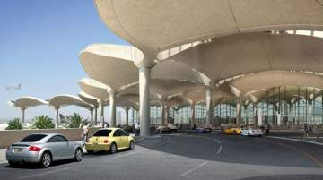 Jordan's Queen Alia International Airport (QAIA) welcomed 624,207 passengers during January.