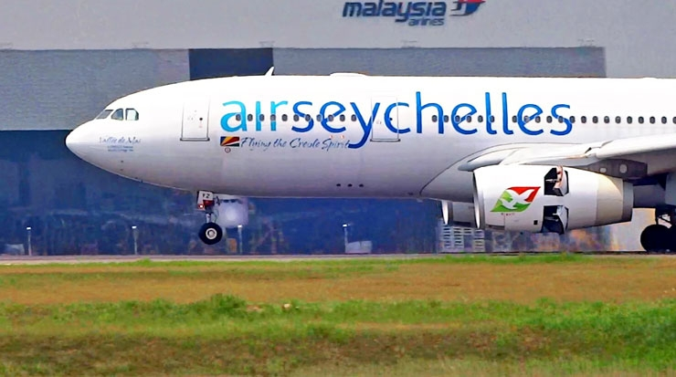 Air Seychelles Adopted CUUPS