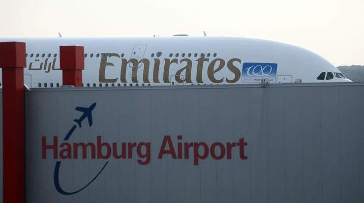 The move highlights Hamburg's importance as part of Emirates' global network