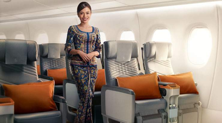 The Boeing B787-10s will be key to supporting Singapore Airlines' additional growth and fleet modernisation