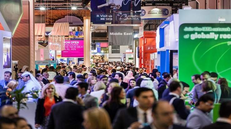 Arabian Travel Market is scheduled to be hosted between April 22 – 25