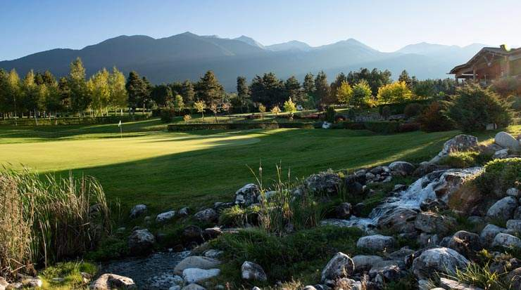 Pirin Golf & Country Club, Bulgaria