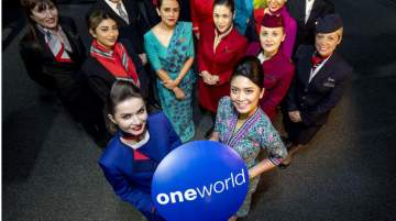 oneworld's Gains Pace