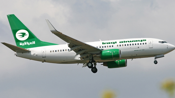 Iraqi Airways Takes on Russia