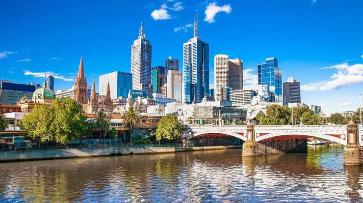Australia is the world's 12th largest travel economy