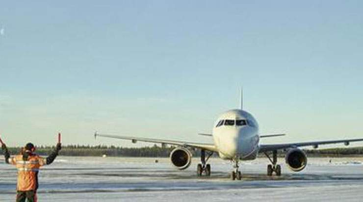 The investment programme will allow Lapland's airports to serve two million passengers a year