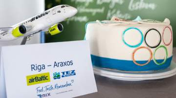 Since 2008, Tez Tour in cooperation with airBaltic have operated over 23 seasonal destinations