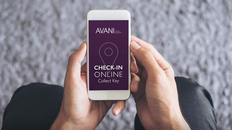 AVANI Hotels & Resorts Offers Online Check-In