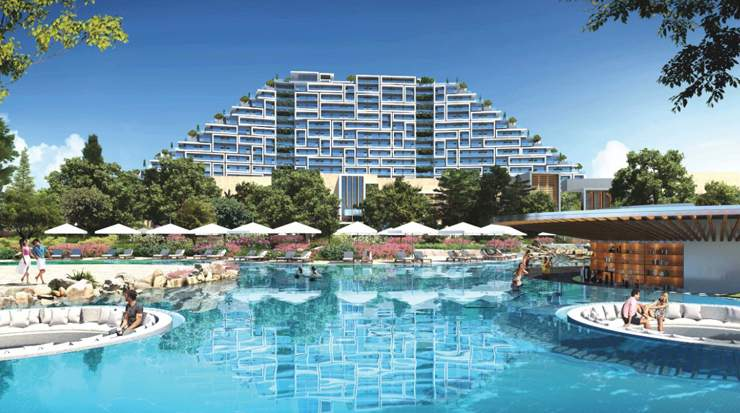 City of Dreams Mediterranean and Cyprus Casinos