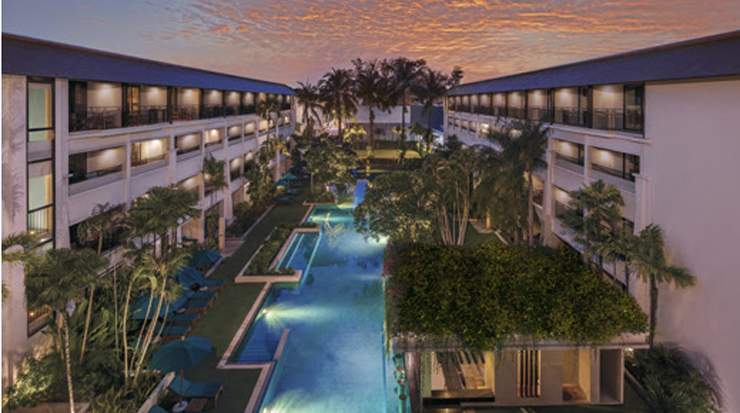 Hilton Opens Hotels in Bangkok and Phuket