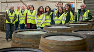 Showcasing Moray Speyside to UK Tour Operators