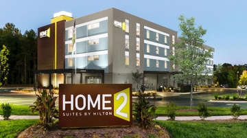 Home2 Suites by Hilton Pittsburgh Area Beaver Valley rendering