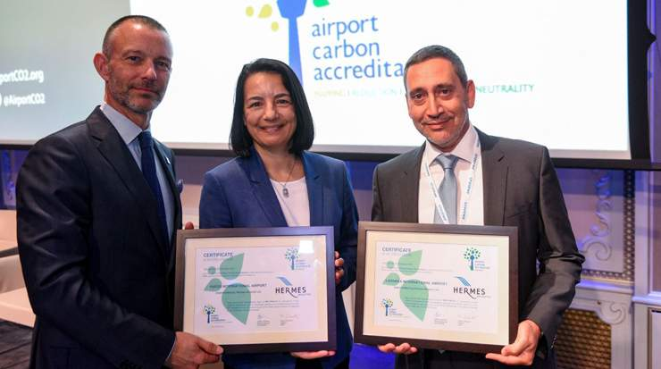 Hermes Airports Acquires Level 3+ Neutrality