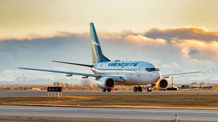 WestJet Concluded Repatriation Flight Programme with Global Affairs Canada