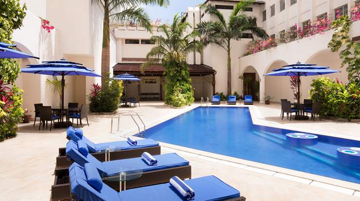 Four Points by Sheraton Dar es Salaam, New Africa Hotel
