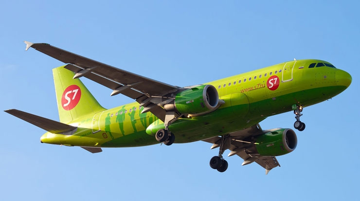 S7 Airlines Introduced Moscow-Petrozavodsk Route