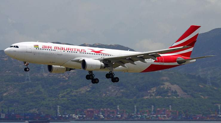 Air Mauritius is the flag carrier airline of Mauritius