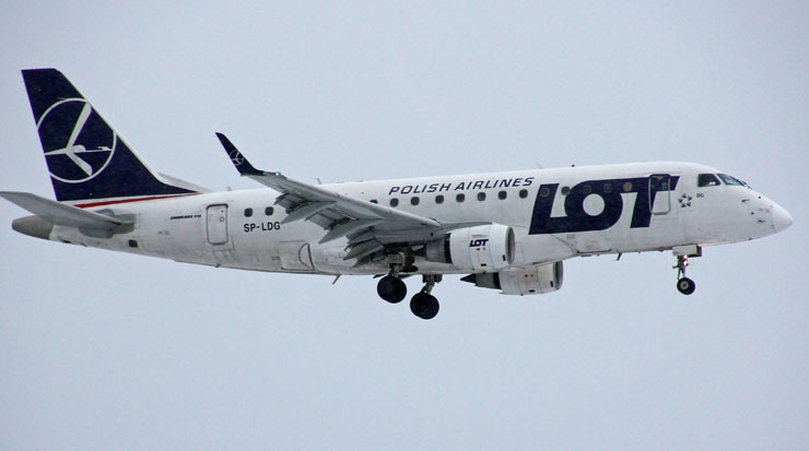 LOT Introduces Flights On Warsaw-Oslo