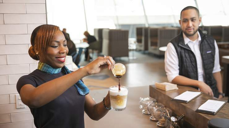 Alaska Airlines plans for new SFO Lounge