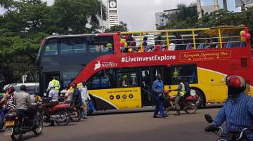 Kampala's tourism attractions can now be viewed via the sightseeing bus