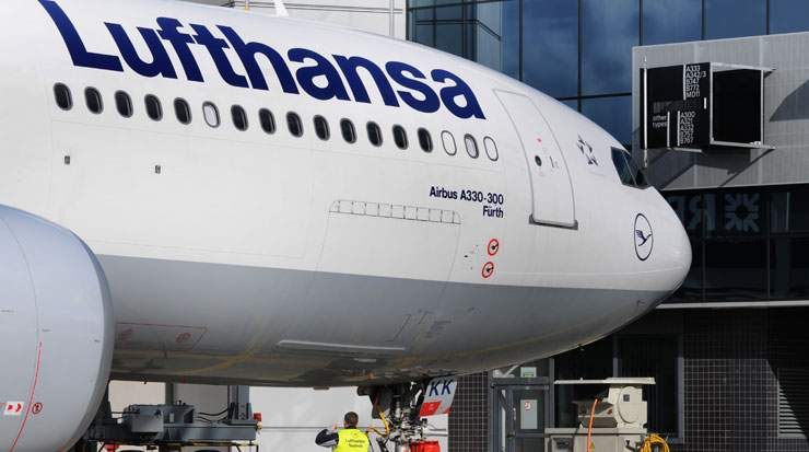 Lufthansa will help fans get in the mood for football on their way to 2018 FIFA World Cup Russia