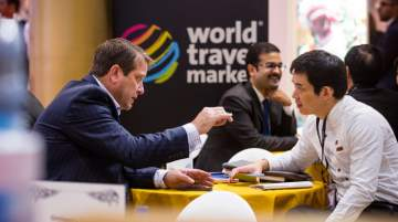 Almost one million meetings took place at WTM London 2017